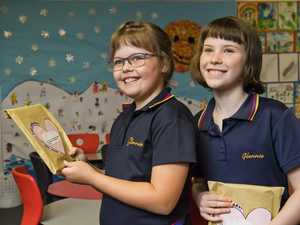The Glennie School hosts blind date with a book