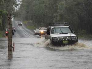 LATEST CLOSURES: Clarence roads impacted by flooding
