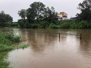 PHOTOS: Heavy rain, flash flooding lashes Northern Rivers