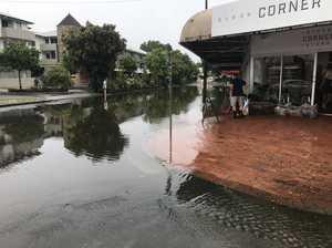 'Ground zero at 4am': Shop owner's flood nightmare
