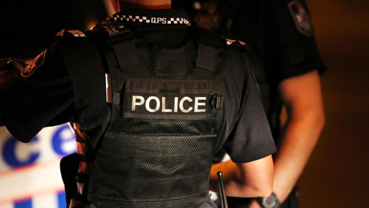 Police generic Picture: Alix Sweeney