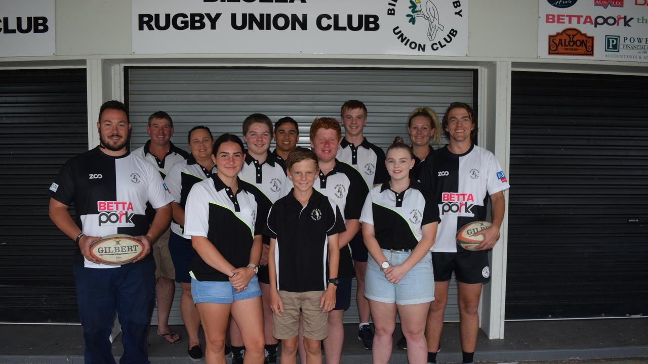 PARTY TIME: The Biloela Rugby Union club will open its doors to the community with a season launch party.