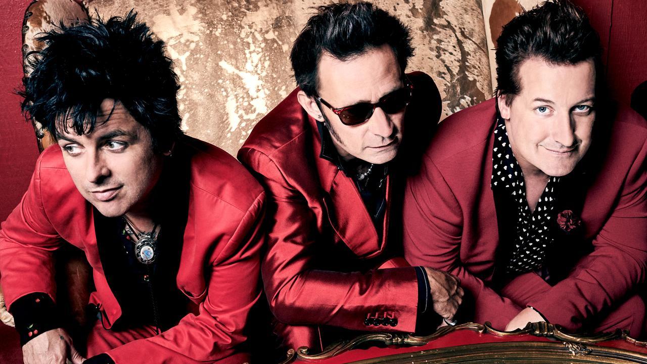 Green Day are coming to Australia on their Hella Mega Tour.