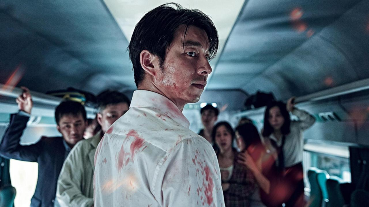 Train to Busan is a thrilling zombie flick