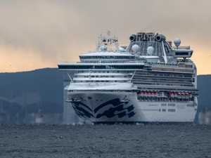 Huge rise in virus cases on cruise ship