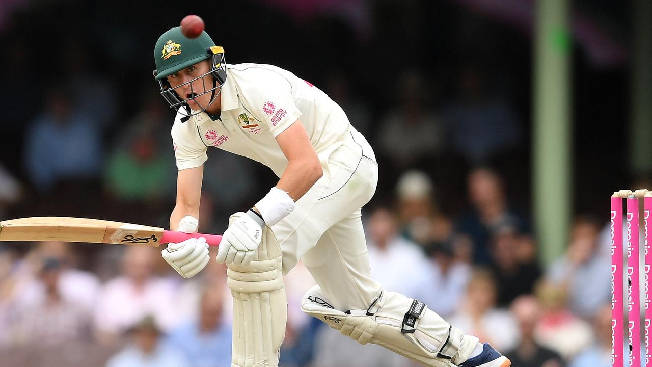 Marnus Labuschagne has made a rapid rise to world-class batsmen.