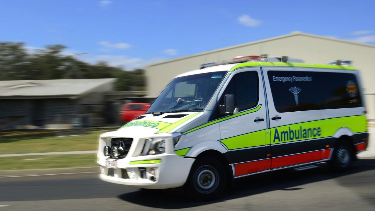 Paramedics are responding.
