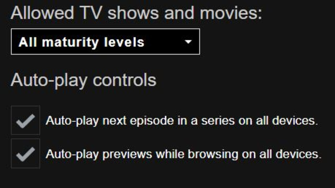 You can finally turn off autoplay features via your account settings.