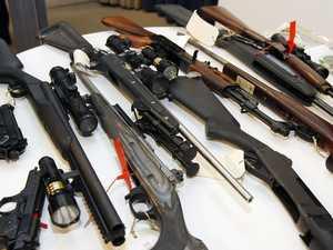 ALARMING: Dozens of southwest guns in hands of crims