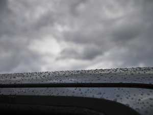 Heavy showers to sweep into Toowoomba