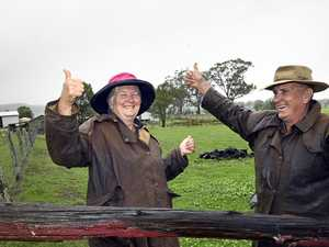 Farmer's bold prediction for drought-busting rain