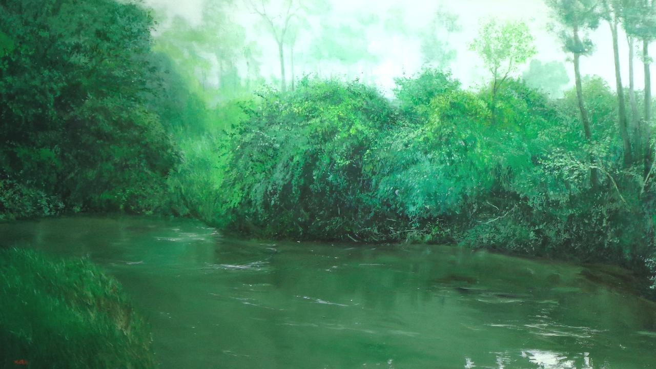 Wayne Malkin's Obi Creek Mist.
