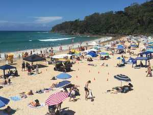 'Never going back': What tourists are saying about Noosa