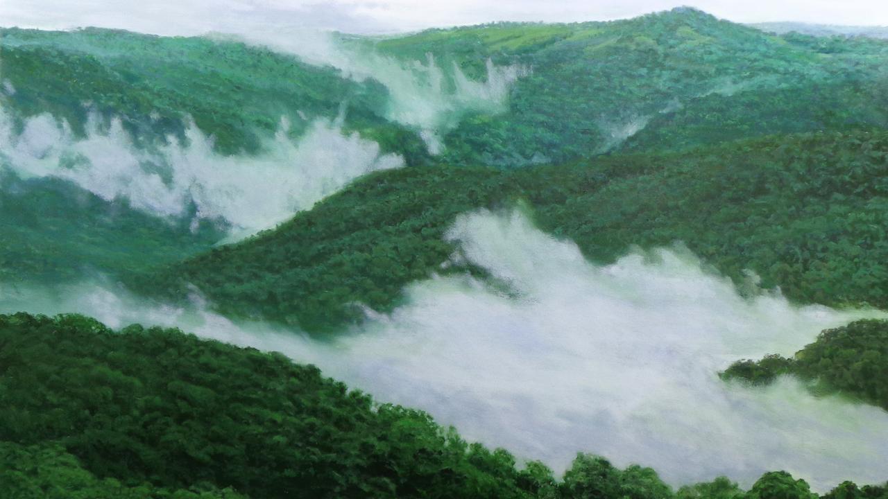 Wayne Malkin's Dawn Mists.