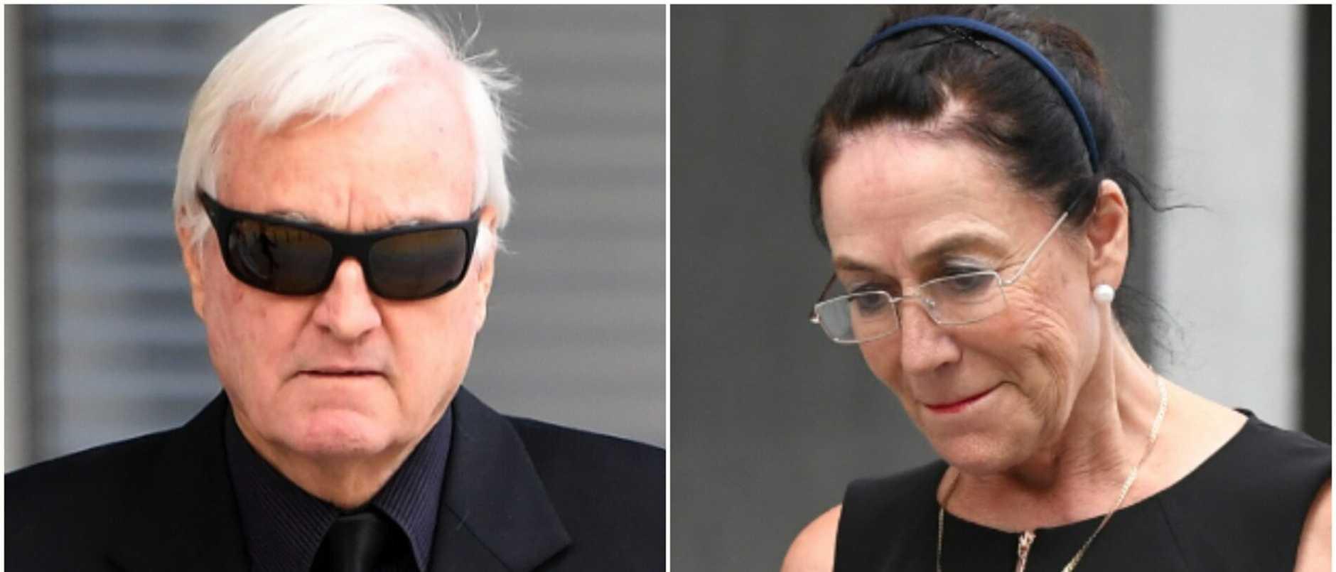 Malcolm Stewart and Theresa Dalton