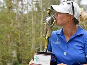 Bonville champ to return to defend her title