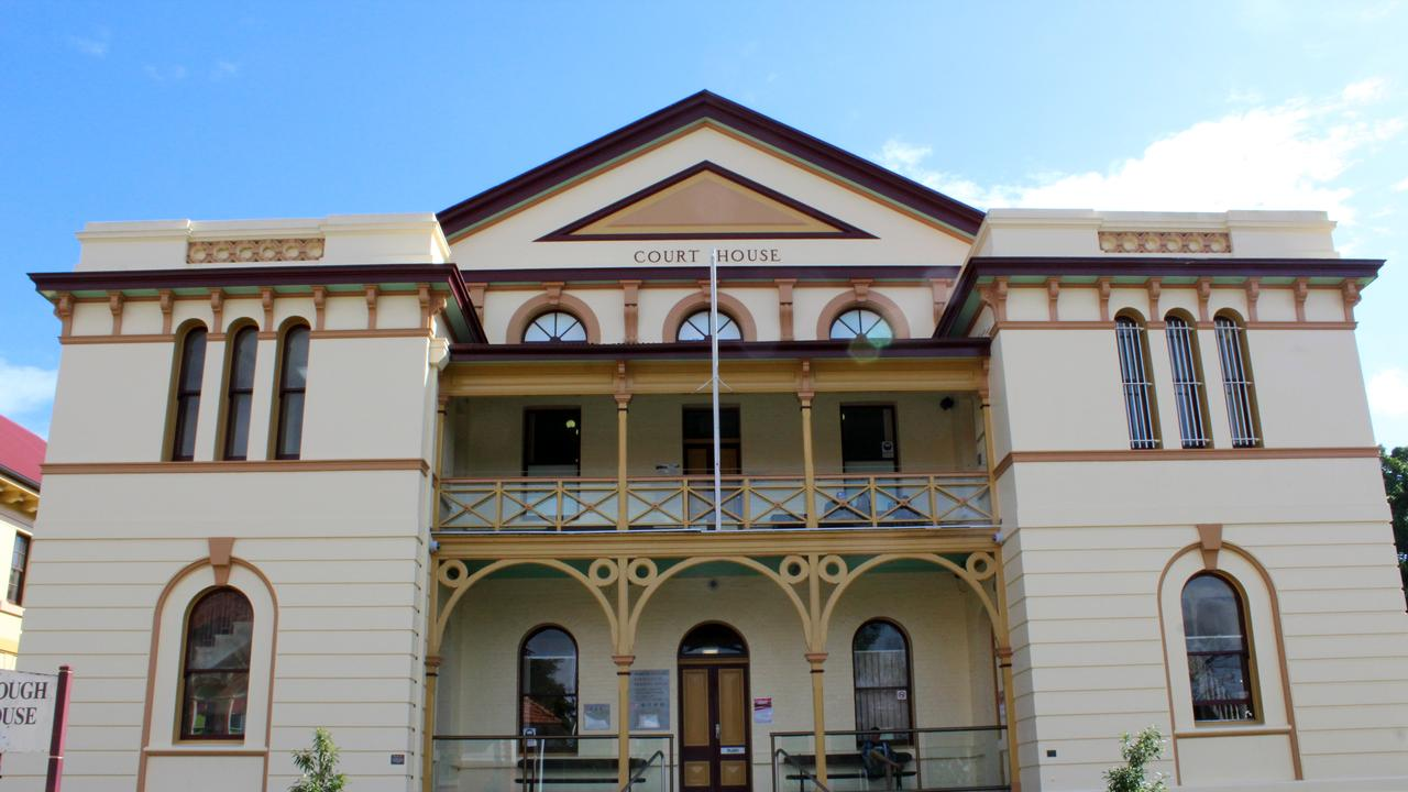 Maryborough Courthouse.