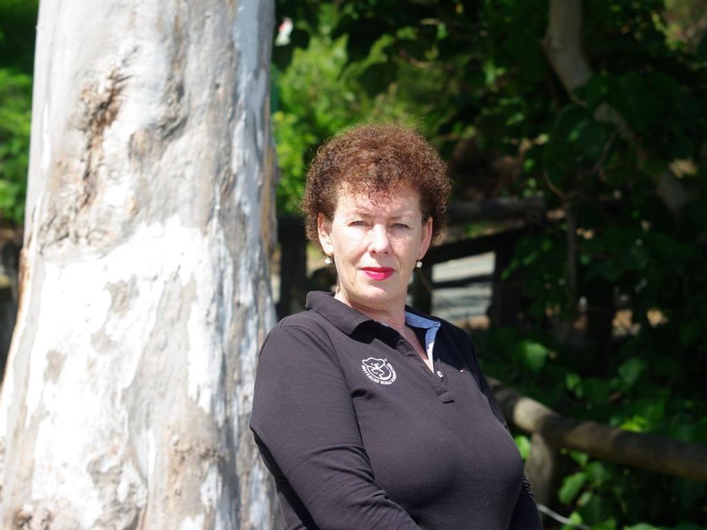 Australian Koala Foundation founder Deborah Tabart (OAM) in Noosa. pic Andrew Millner