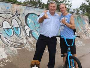 Have your say about $1 million skate bowl upgrade