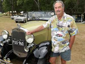 Model A Ford is Nambour 'born and bred'