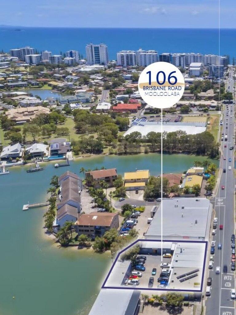 GONE: 106 Brisbane Rd, Mooloolaba, has sold.