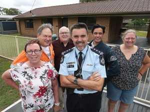 Public housing evictions put end to neighbourhood meth den