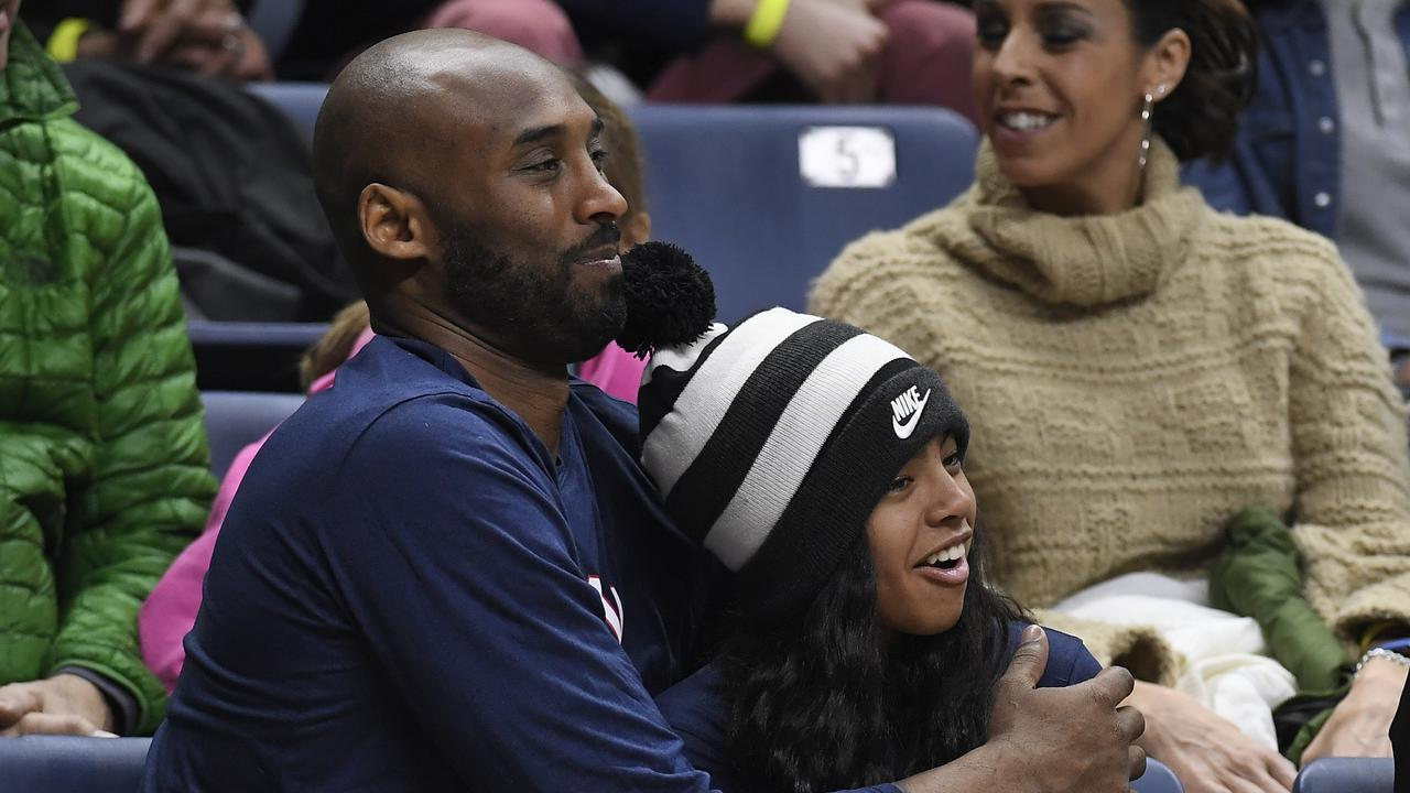 Kobe and Gianna were killed in the helicopter crash.