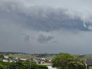 WARNING: Mild morning leads to BOM storm warning