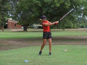 100+ golfers play off at rural CQ tournament