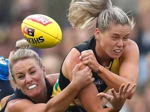 It wasn't pretty, but AFLW just needs time