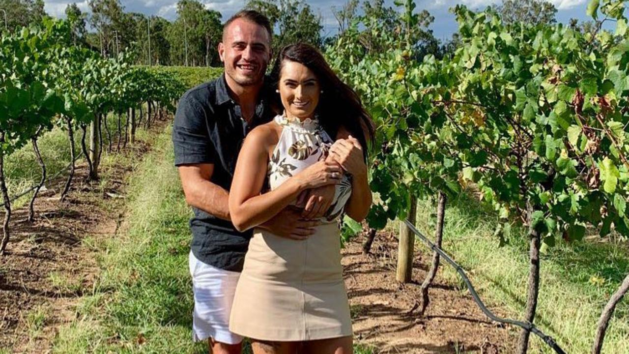 Texts messages sent by Josh Reynolds' ex Arabella Del Busso are the latest twists in the saga engulfing the NRL star.