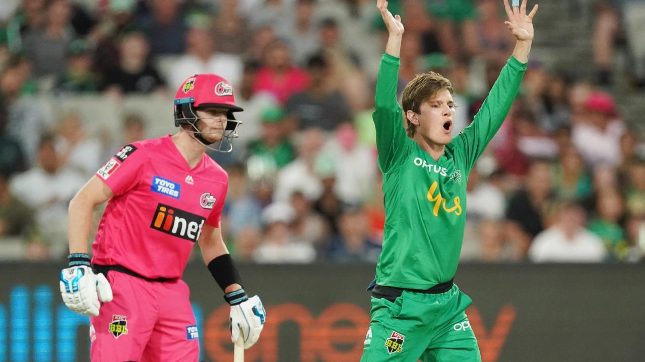 Adam Zampa was had another successful Big Bash League campaign for Melbourne Stars.