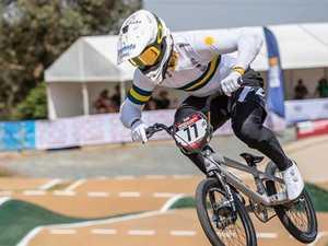 Olympic BMX hopeful critical after horror crash