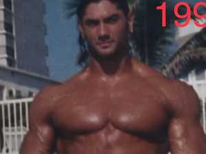 WWE legend's insane 33-year change