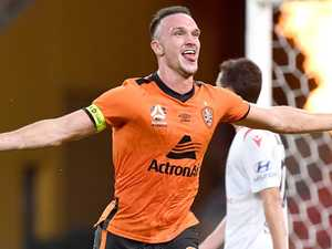 Skipper leads the way as Roar keep rising