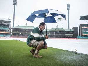 Rain threatens to spoil Big Bash final