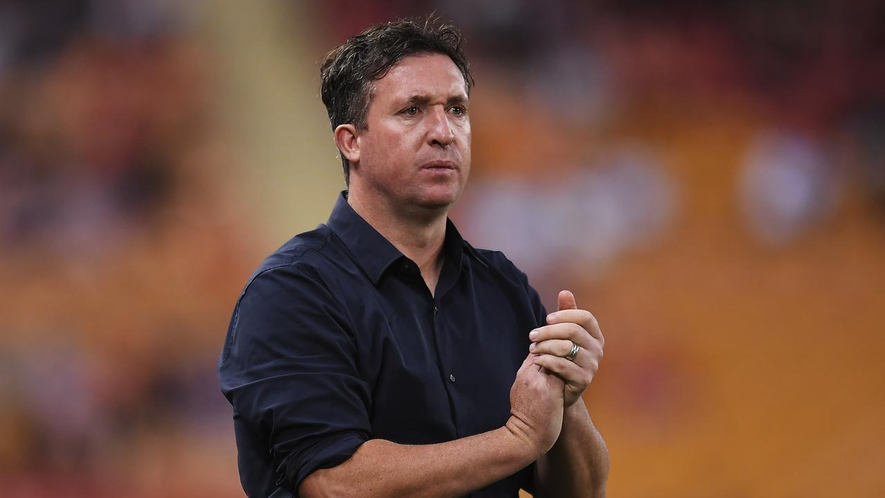 Brisbane Roar coach Robbie Fowler is keen to bring Ben Halloran home to Queensland. Picture: Albert Perez/Getty Images