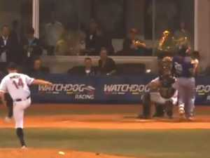 Basebrawl: benches clear in ABL championship game