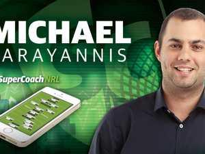 SuperCoach: Michael Carayannis reveals team