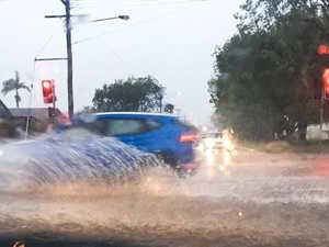 QFES, police slam residents trying to cross floodwaters