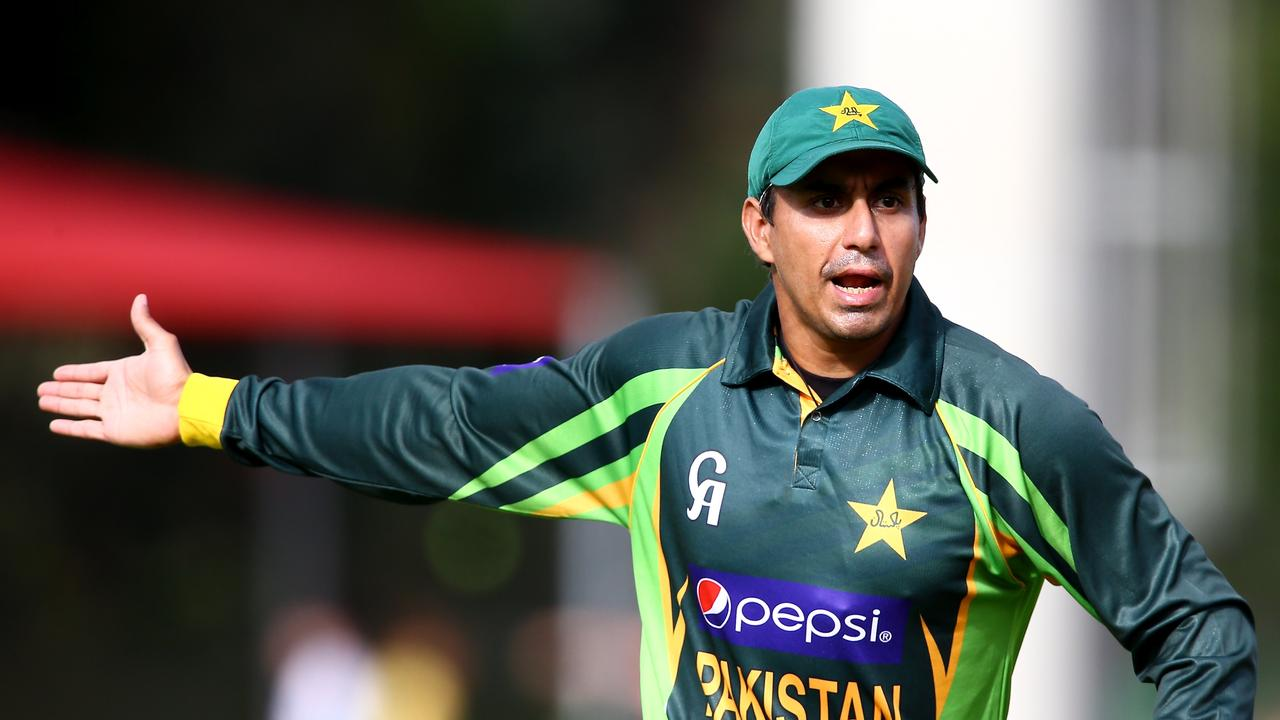 A former Pakistan batsman has been sentenced to jail for his part in a spot-fixing scandal that rocked the cricket world back in 2017.