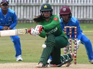 Pakistan eye batting lift at Noosa