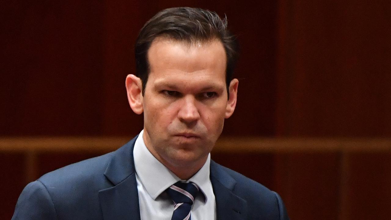 Nationals Senator Matt Canavan. Picture: AAP/Mick Tsikas
