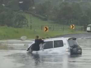 Driving through flood water? You could face fines, jail time