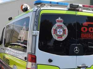 Man injured in two vehicle crash west of Mackay
