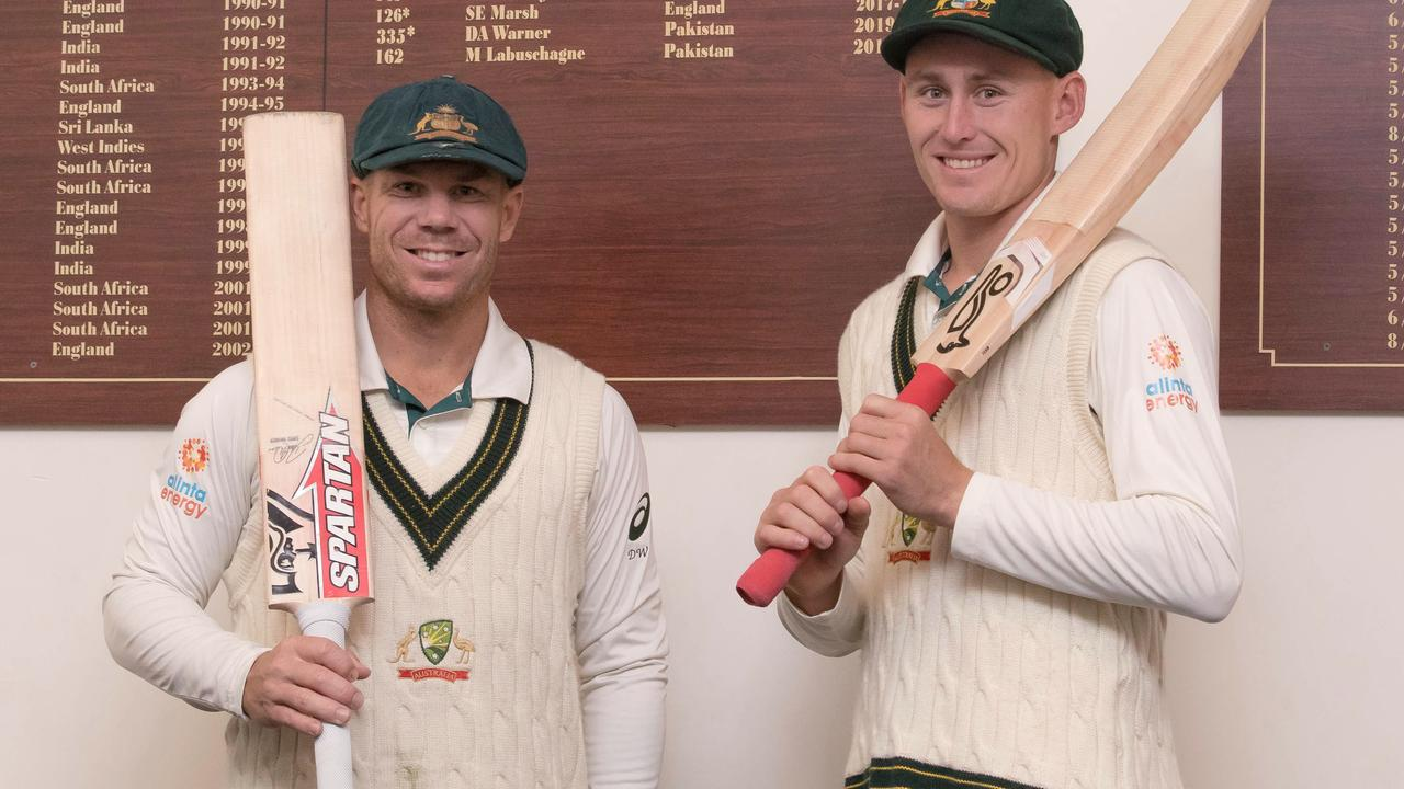 David Warner and Marnus Labuschagne both make compelling candidates for the individual award.