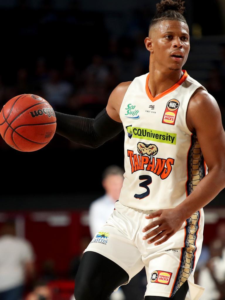 Taipans star and MVP candidate Scott Machado