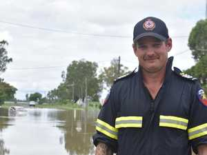 Emergency services urge locals to smarten up around flood waters