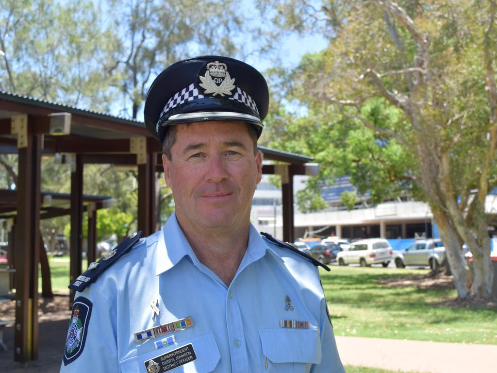 Sunshine Coast Superintendent Darryl Johnson said drug use remains a constant problem plaguing the region.