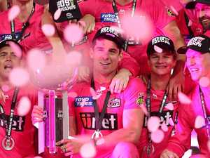 How Sydney Sixers defied the odds to win BBL